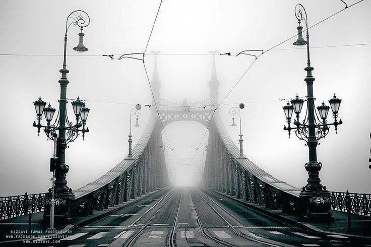 budapestbridges by Rizsavi Tamás