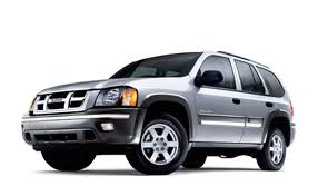 2008 Isuzu Ascender  Ranked High on Safety