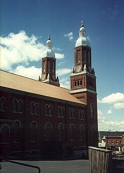 Assumption Church, Syracuse, NY