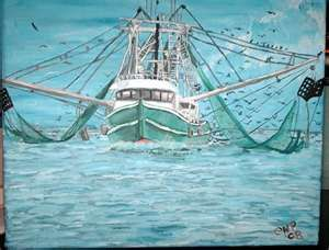 30 Best Shrimp Boats Images On Pinterest Shrimp Boats