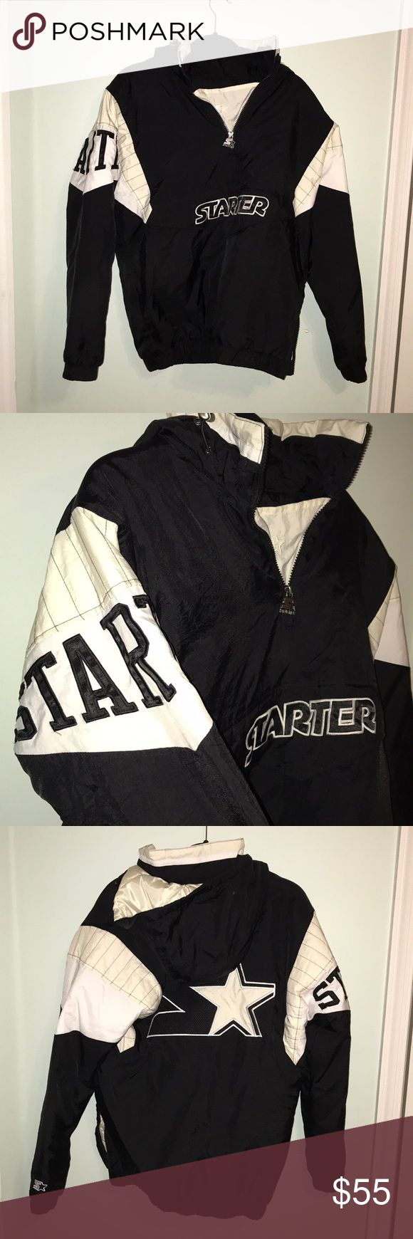 Urban Outfitters Starter Jacket WORN ONCE. Size Medium. Urban Outfitters. Light Jacket. Awesome front pocket. Excellent condition. Urban Outfitters Jackets & Coats