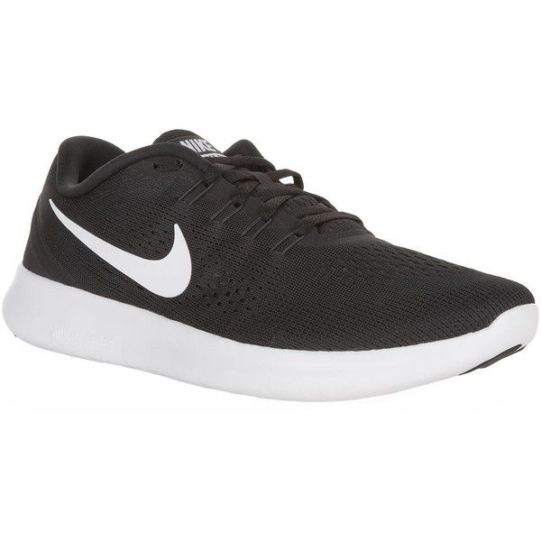 Nike Free Runner Trainers (€115) ❤ liked on Polyvore featuring shoes, nike shoes, lightweight shoes, nike, nike footwear and light weight shoes