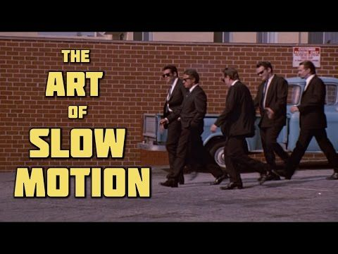 Video Essay from The Discarded Image Examines 'The Art of Slow Motion'…