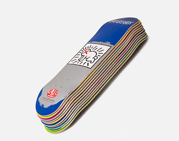 Keith Haring x Alien Workshop   Skateboard Decks   Spring 2013