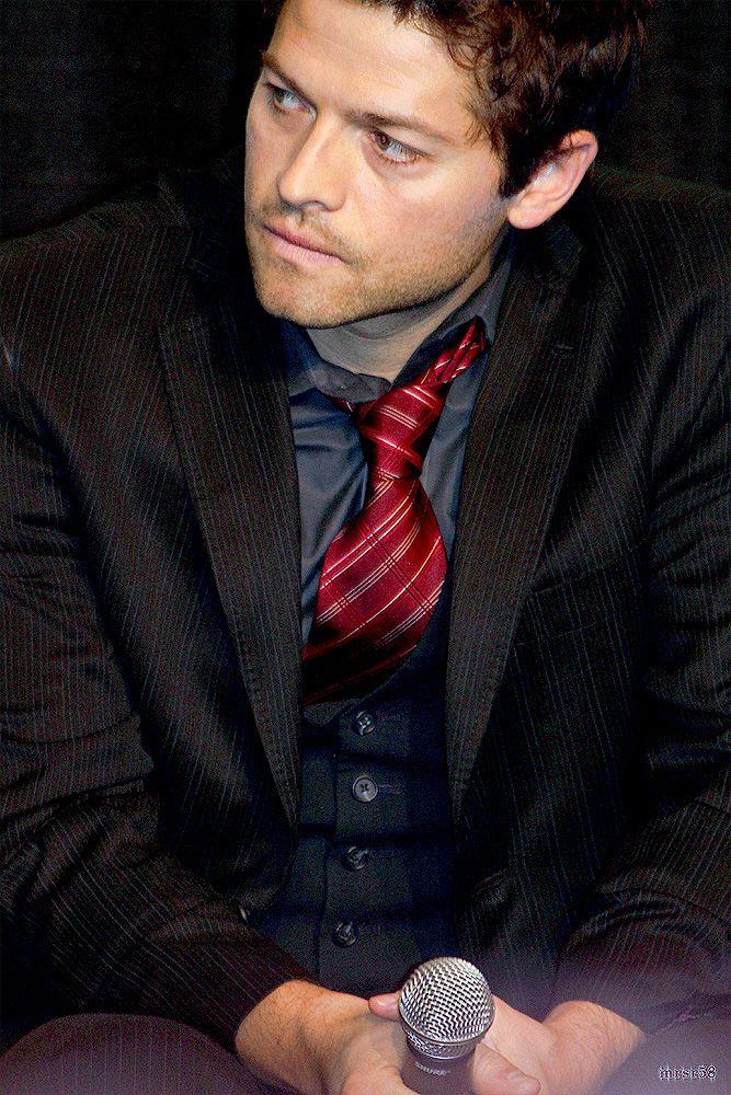 Supernatural. misha collins, 2009