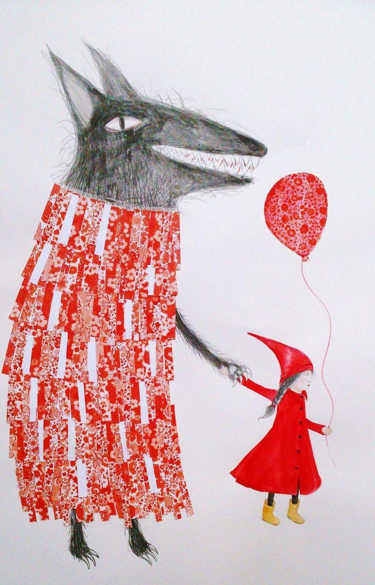 Folk Tale by Hazel Terry