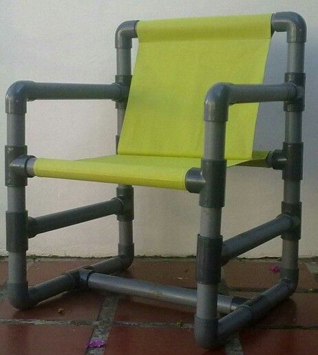 M s de 25 ideas incre bles sobre silla de pvc en pinterest - Sillas de jardin de plastico ...