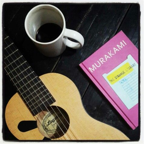 Katakerja: books, music, and coffee!