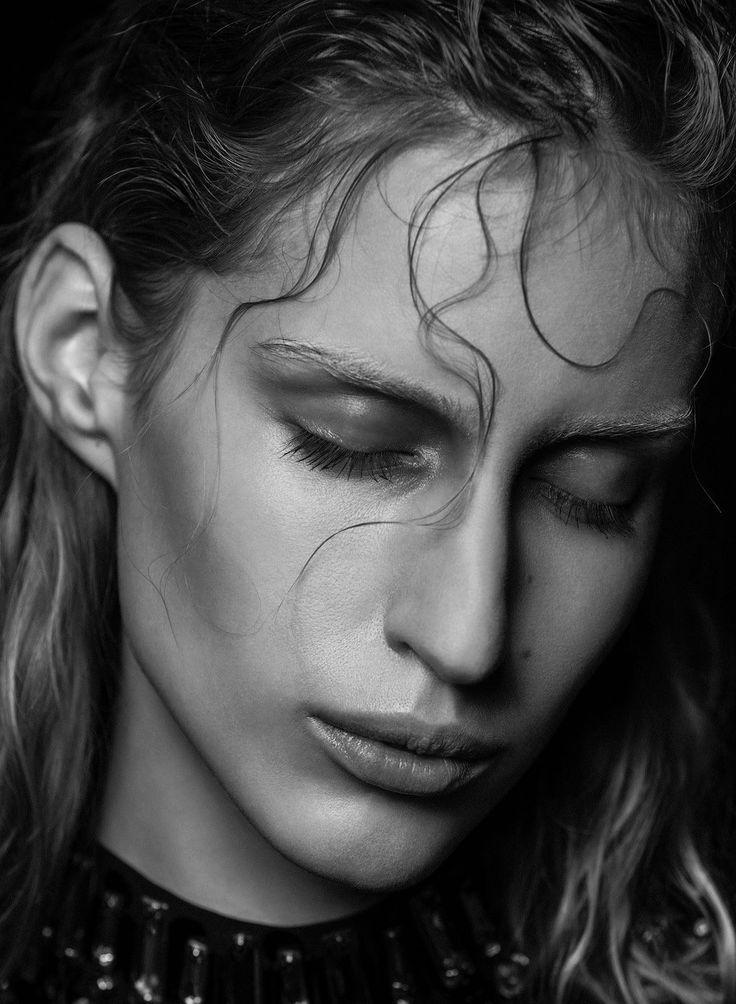 Photographer: Kristof Toth Photography Make up: Barbara Keseru Hair: Pal Kiss / Close Model: Luca Adamik @Attractive Stylist assistants: Flora Zelenai, Aurel Arisztid