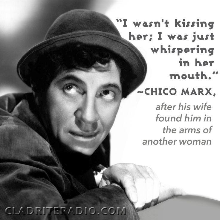 Funny Groucho Marx Quotes: Chico Marx Quotes. QuotesGram