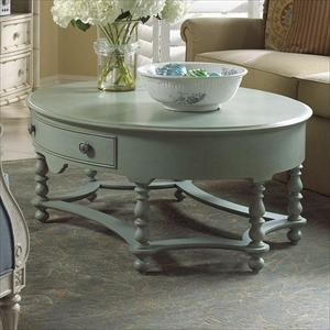 Shabby Chic Coffee Table Love The Oval Shape And Legs