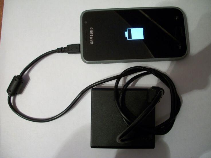 Зарядное устройство для мобильника. На пары теперь хватит ))  #handmade #поделки #самоделки #сделай_сам #своими_руками #хендмейд #рукоделие