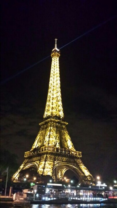 Paris Eifeltoren