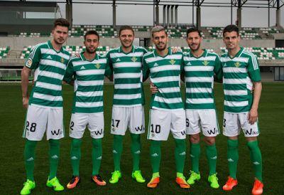 ligacamisetasfutbol2017.com: Kit Real Betis 2017 Andalucía