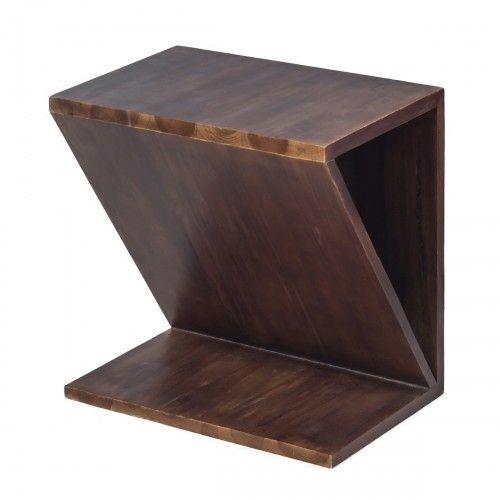 Derabora | meja kayu jati unik desain modern dekorasi interior rumah interior design