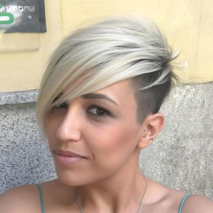 good hair styles for girls best 25 platinum pixie ideas on 9078 | 8f5c8e71e7af2f9078d1413c687b6742