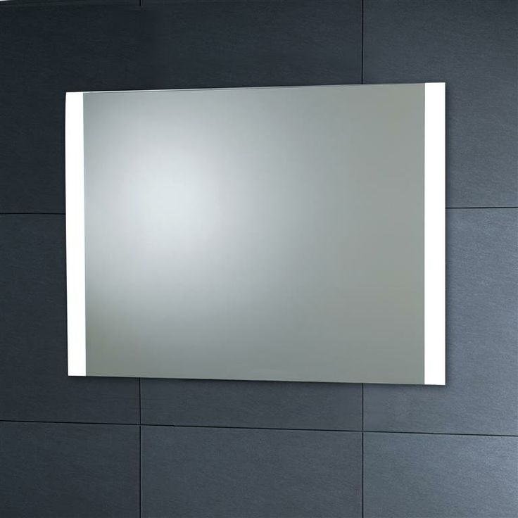 mirror with LED