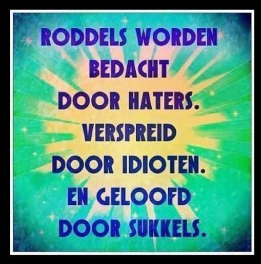 Citaten Over Roddelen : Best images about spreuken on pinterest quotes