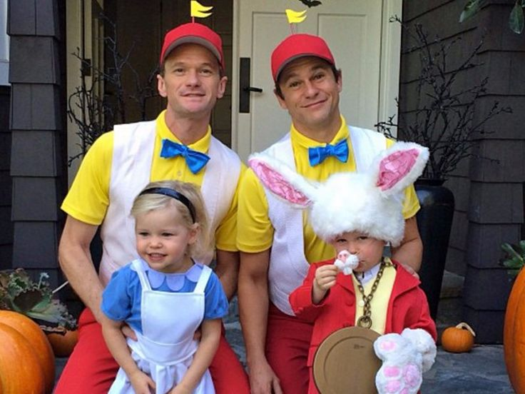 Neil Patrick Harris and his family always nail Halloween  here are their greatest costumes