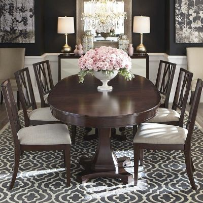 Exceptional Best 25+ Oval Dining Tables Ideas On Pinterest | Oval Kitchen Table, Round Dining  Tables And Round Dining Table Part 26