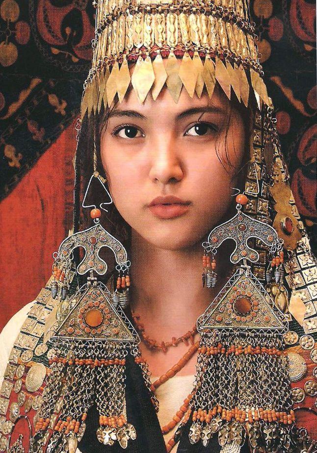 Central Asian Women 24