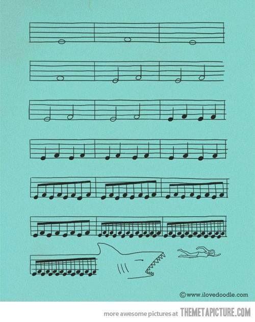 La música de Jaws