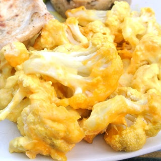 Mom, What's For Dinner?: Cheesy Cauliflower