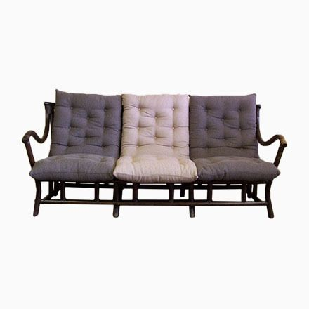Best 25 rattan sofa ideas on pinterest danish sofa cane sofa and wicker sofa - Rattan couch garten ...