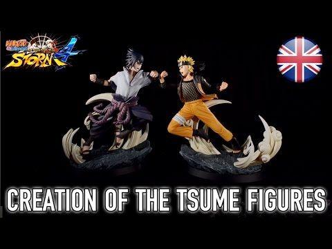 Bandai Namco: Un video sulle statuette di Tsume Inuzuka di Naruto Shippuden | ARCADE 24 - Comics, Games e Hi Tech!