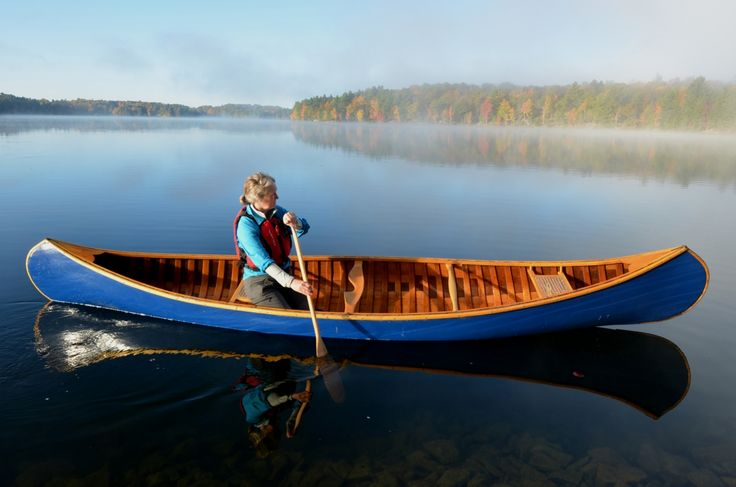 406 Best Images About Wood And Canvas Canoe On Pinterest