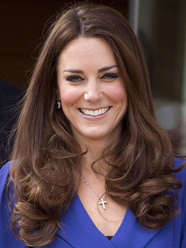 Get the look: Kate Middleton's hairstyle