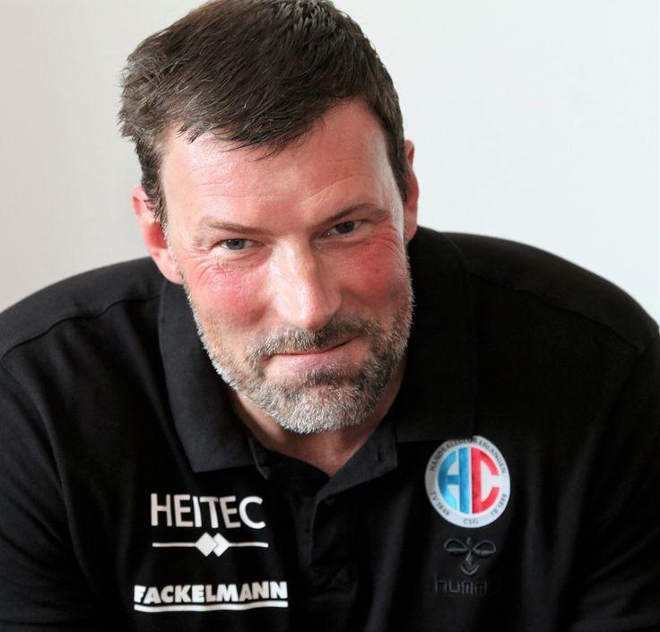 """Handball-Bundesliga: HC Erlangen erwartet die HSG Wetzlar  """"Das wird kein Selbstläufer gegen Wetzlar"""", so HCE-Trainer Robert Andersson (Foto: HJKrieg, hl-studios, Erlangen) www.hc-erlangen.de #hbl #hcerlangen #hlstudios #dkbhbl #erlangen #handball #erlangen_bilder #HJKrieg"""