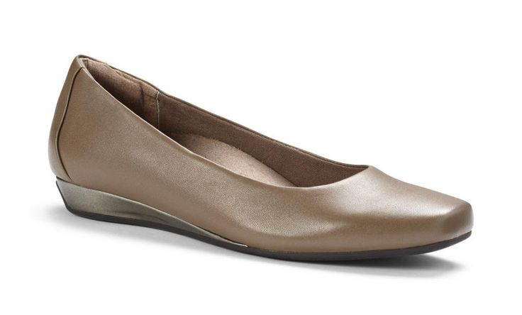 Womens Leather Shoes With Removable Footbeds Or Insoles