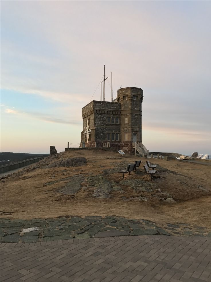 Gorgeous. -Cabot Tower, Signal Hill Road, St. John's Newfoundland and Labrador