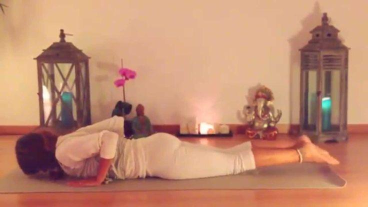 Os teus Sagrados 10 minutos de Yoga - Saudação à Lua
