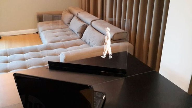 HoloVit wants to let you watch and create holograms in your home