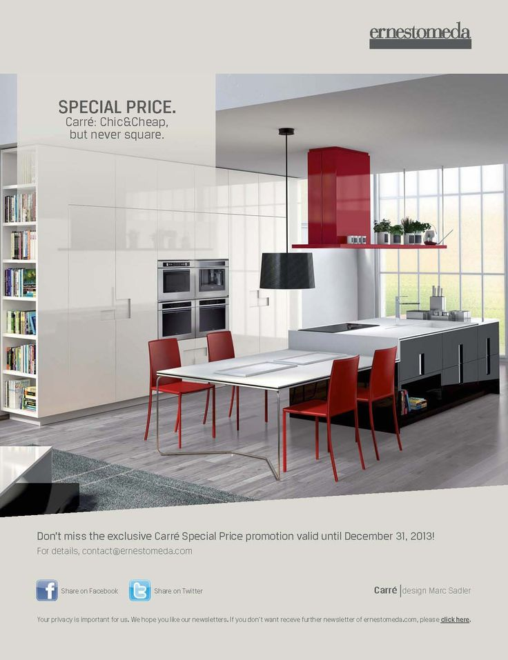 Sitzecke, Helle Küchen, Moderne Küchen, Italienische Küche, Moderne Küche  Design, Modernes Design, Küche Designs, Küche Ideen, Rote Küche