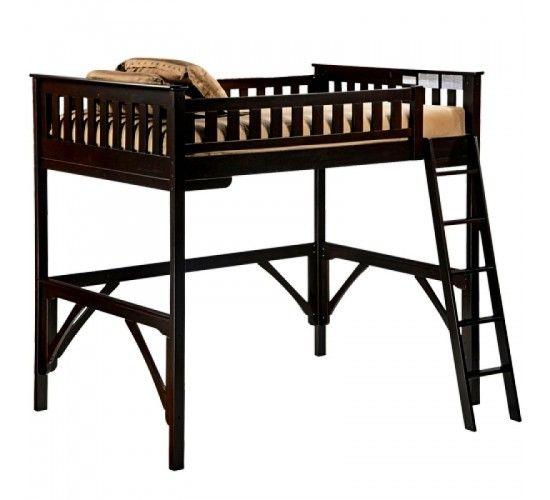 Детская кровать-чердак Божена  4800 грн Покупая данную кровать-чердак, Вы можете быть спокойны за свою крошку, ведь модель производится из цельного массива дерева - натурального, полностью экологичного материала, и обрабатывается безопасными для здоровья лаками или красками.  Максимальная нагрузка на спальное место: 150 кг. Основание кровати снабжено ортопедическим ламелевым настилом с расстоянием между ламелями 45 мм…