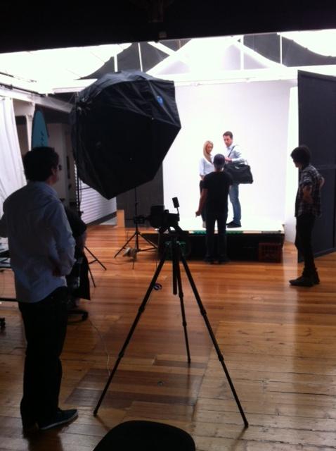 First ever GD photo shoot