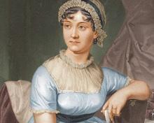 Jane Austen - Vin de Constance fan