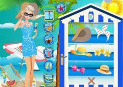 JuegosElsa.com - Juego: Verano Elsa - Minijuegos de la Princesa Elsa Frozen Disney Jugar Gratis Online