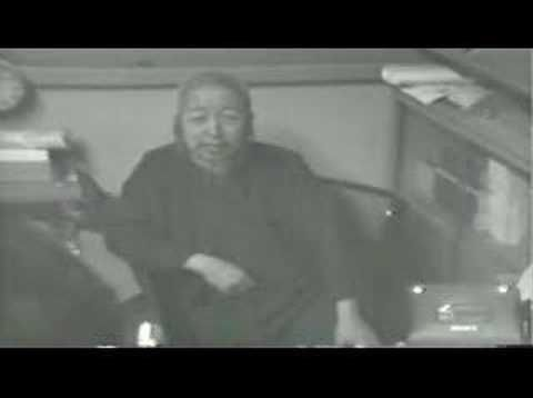 """Cheng Man Ching discusses chi. Excerpt from """"The Master's Tapes."""""""