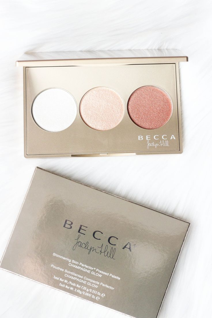 BECCA Cosmetics + Jaclyn Hill Champagne Glow Holiday Palette - THIS PALETTE IS EXPECTED TO SELL OUT TODAY (10/27/2015) Check out photos, swatches and reviews here!