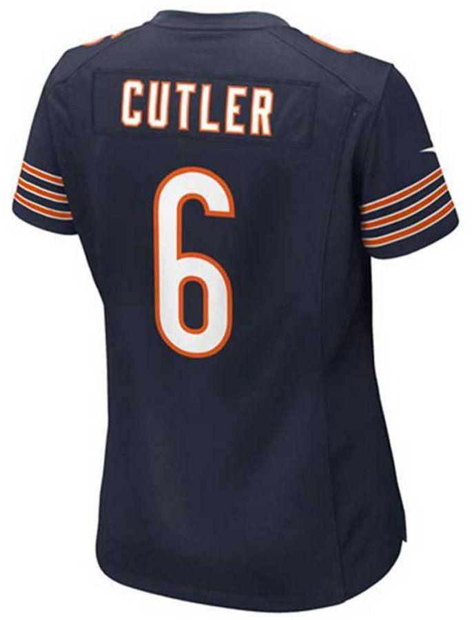 Nike Women's Jay Cutler Chicago Bears Game Jersey
