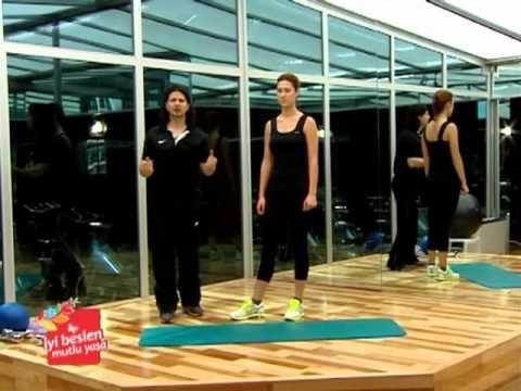 Daha Dik ve Dolgun Göğüslere Sahip Olmanız İçin Egzersizler /sporsaglikd...