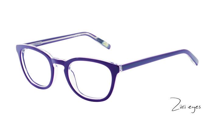 u lässigi farbe - Züri eyes Baumwollacetat Brillen. Mehr unter zueri-eyes.ch
