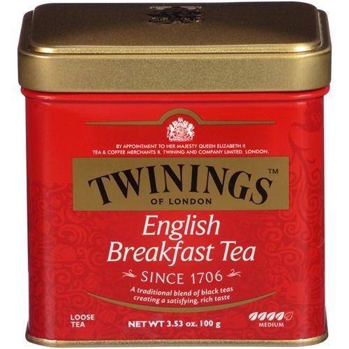 Twinings English Breakfast Tea Loose