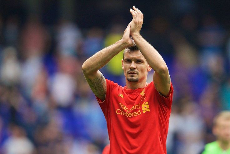 CONFIRMED: Dejan Lovren signs new £100,000-a-week Liverpool contract
