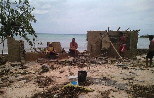 Llega a Cuba ayuda de Colombia y Bolivia tras el paso del huracán Irma