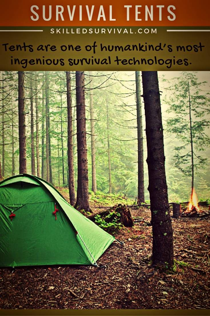 10 Best Survival Tents For Survival and Preparedness